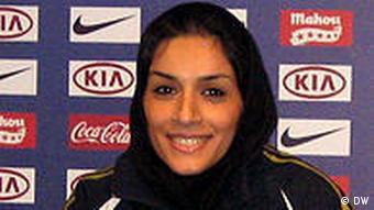 بهناز خیاط، بازیکن ایرانی فوتسال