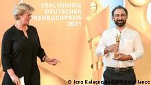 Deutscher Drehbuchpreis - Behrooz Karamizade erhält Goldene Lola