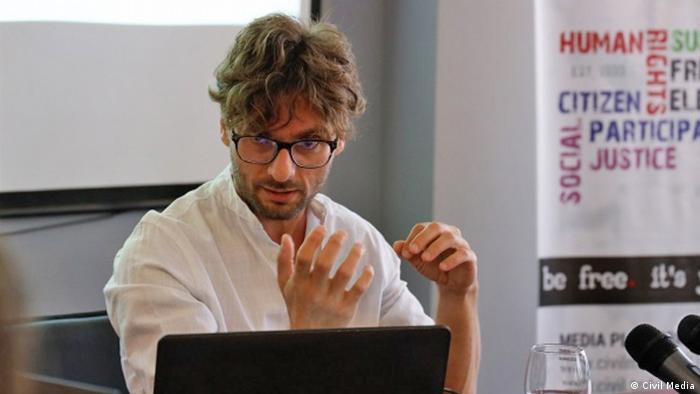Branimir Jovanovic Wirtschaftsexperte des WIIW