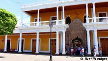 Dietmar Schönherrs Nicaragua Projekt, Copyright: Sven Weniger. Nicaragua - Granada, Casa de los tres Mundos