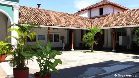 Dietmar Schönherr's Nicaragua project.