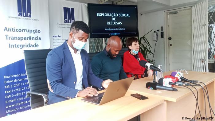 Mosambik CIP-Studie Sexuelle Ausbeutung von weiblichen Insassen