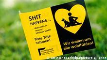 Aktion gegen Hundekot in Kaiserslautern