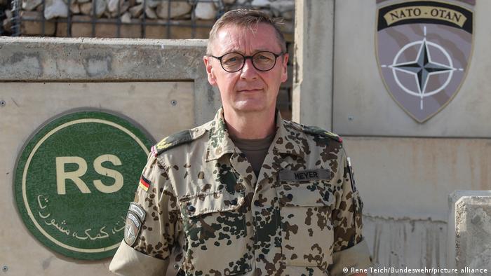 Von Afghanistan ins Ländle: Brigadegeneral Ansgar Meyer soll neuer Chef des KSK werden