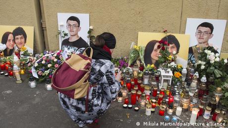 Mordfall Jan Kuciak und Martina Kusnirova