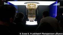 Computador quântico IBM Q System One