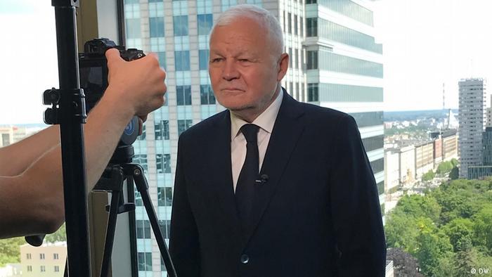 Jan Krzysztof Bielecki, Polens Premierminister