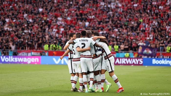 Ungarn Budapest   UEFA Euro 2020   Portugal gewinnt