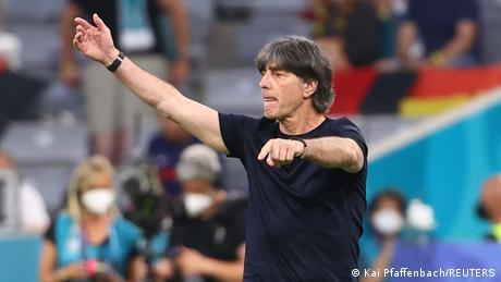 Deutschland München | UEFA Euro 2020 | Frankreich v Deutschland | Joachim Löw