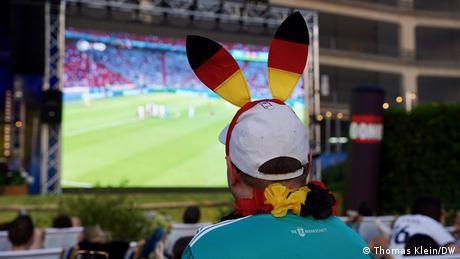 Euro 2020: German fans reconnect despite France loss