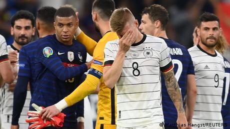 Deutschland München | UEFA Euro 2020 | Frankreich v Deutschland