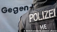Demo gegen rechte Strukturen bei Polizei
