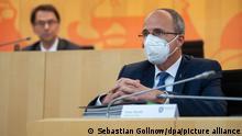 Sondersitzung Innenausschuss Landtag Hessen