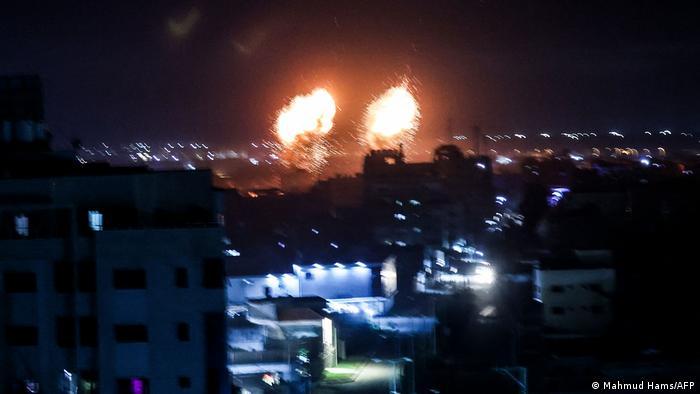 Обстріл в Секторі Гази