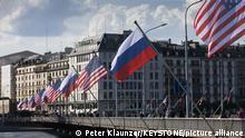 Schweiz Gipfeltreffen USA - Russland