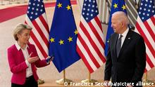 Weltspiegel 16.06.2021 | Joe Biden und Ursula von der Leyen