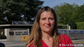 """Beatris Fin, direktorka """"Međunarodne kampanje za ukidanje nuklearnog oružja"""" (ICAN)"""
