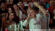 Fußball EM Euro 2021 | Fans | Essen Public Viewing
