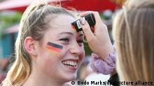 Fußball EM Euro 2021 | Fans | Hamburg