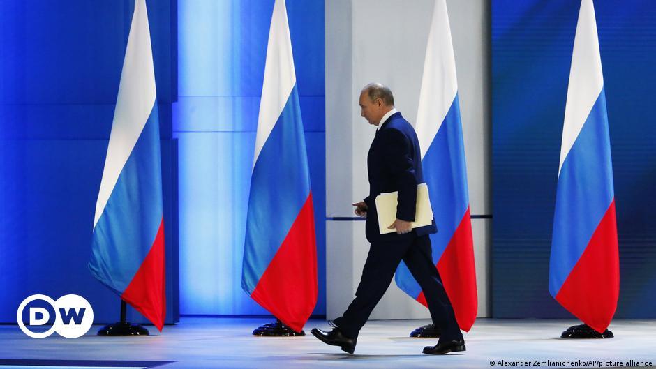Meinung: Putin schreibt seine eigene Geschichte der Ukraine