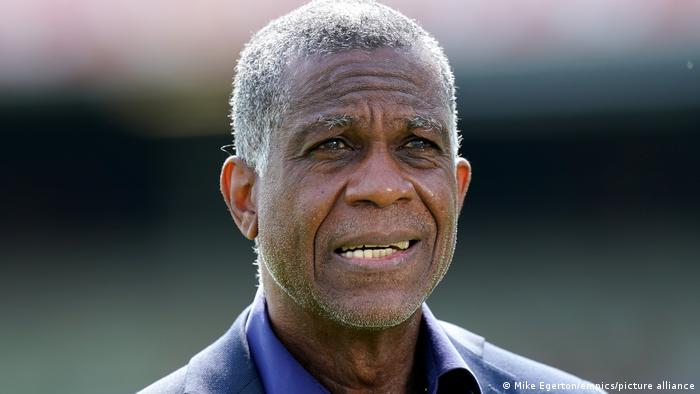 Cricket | England v Neuseeland - Michael Holding