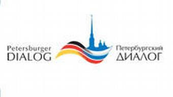 Logo des Petersburger Dialogs