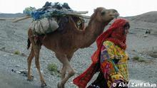 Afghanistan Kutschi Nomaden