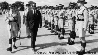 Kenneth Kaunda, Premier ministre en 1964