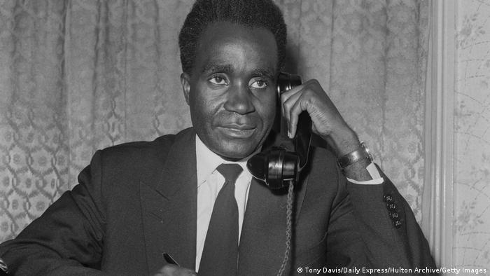 UK | Kenneth Kaunda