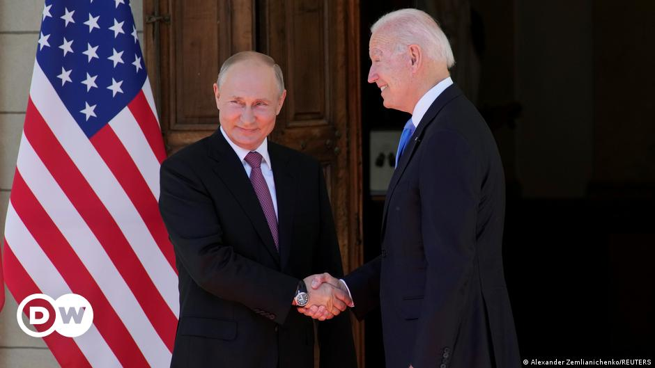 Image Biden and Putin agree, 'nuclear war cannot be won and must never be fought'