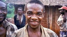 Baka Pygmäe in Kamerun