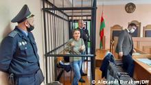 Belarus geschlossene Gerichtsverhandlungen