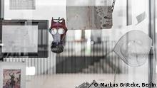 Deutschland Berlin   Dokumentationszentrum Flucht, Vertreibung, Versöhnung Ausstellungsansicht