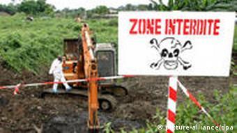 Ölkonzern Trafigura Elfenbeinküste Giftmüllskandal