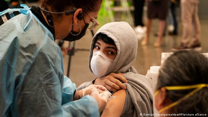 USA Coronavirus | Impfkampagne