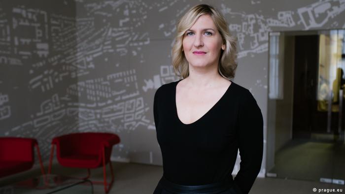 Stadträtin Hana Trestikova will den Tourismus neu denken