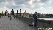 Post-pandemic reinvention: Prague seeks new direction as tourism reopens. The pandemic has offered locals the chance to enjoy a stroll across the 14th century Charles Bridge in the centre of Prague without the tourist throngs.
