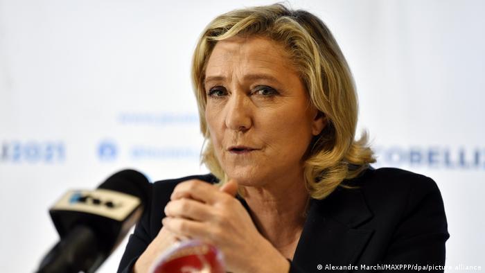 Frankreich Wahlkampf | Marine Le Pen