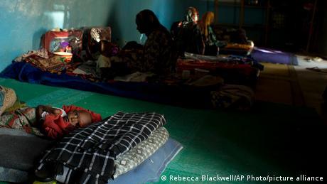 Tschad Sahel | Hungernot