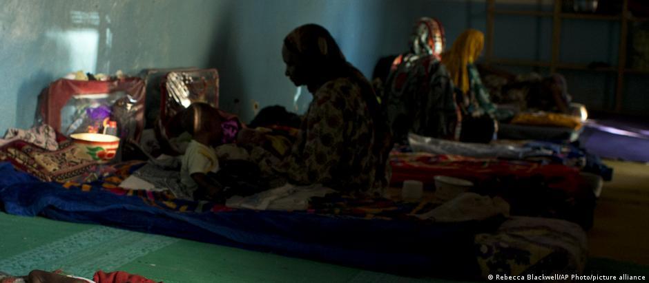 Les habitants de la région meurent de faim mais l'aide internationale tardent à arriver (photo d'archives)