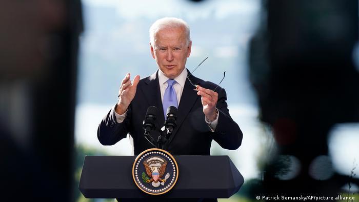 Schweiz l Biden und Putin treffen sich in Genf l PK Biden