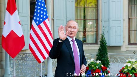 Elveția l Biden și Putin s-au întâlnit la Geneva
