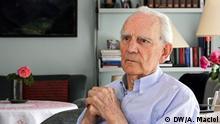 12.06.2021+++Wilhelm Höynck (ehemaliger deutscher Diplomat, der unter anderem von 1993 bis 1996 Generalsekretär der OSZE war, 1990-91 war er Leiter der deutschen Delegation, die den deutsch-polnischen Nachbarschaftsvertrag vom 17.06.1991 verhandelte) (c) DW/A. Maciol