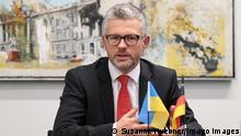 Dr. Andrij Melnyk, Botschafter der Ukraine Braunschweig Dr Andriy Melnyk Ambassador the Ukraine Brunswick