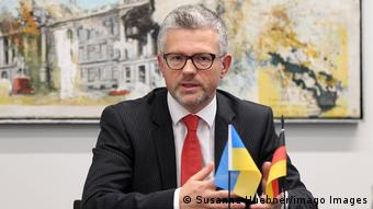 Dr Andrij Melnyk Botschafter der Ukraine