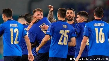 Italien Rom   UEFA Euro 2020   Italien v Schweiz
