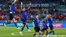 Italien Rom | UEFA Euro 2020 | Italien gewinnt