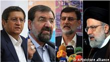 Iran | Kandidaten zur iranischen Präsidentenwahl