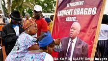 Elfenbeinküste | Vor der Rückkehr von Laurent Gbagbo