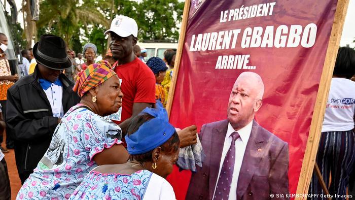 Le 31 mars 2021, la CPI a définitivement confirmé les acquittements de Laurent Gbagbo et de Charles Blé Goudé et levé les restrictions à leur libération.